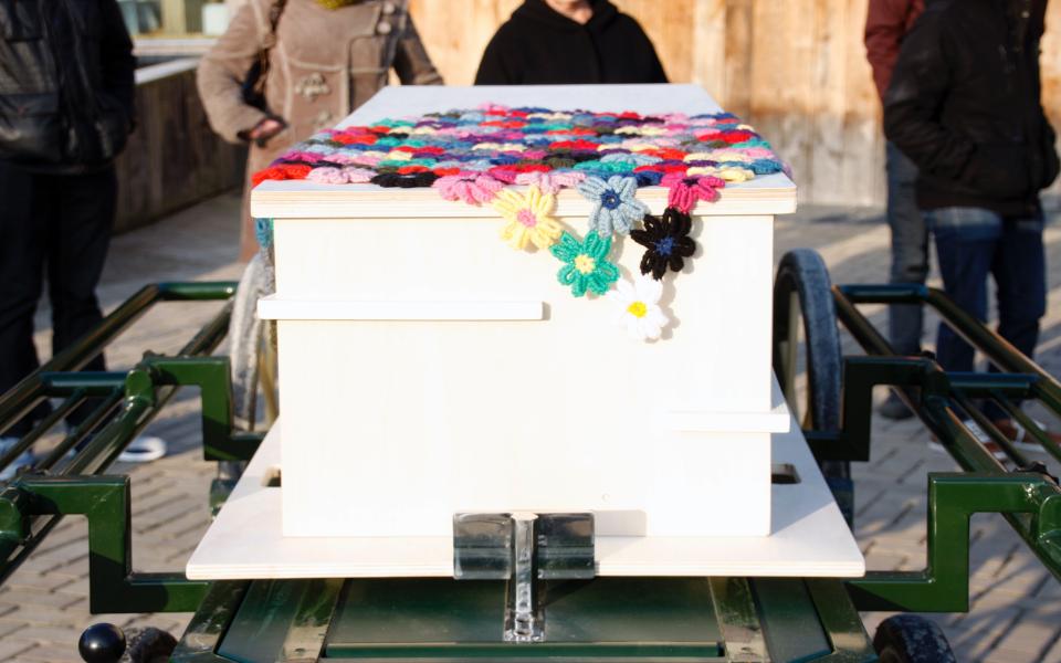 Handgemaakte kist  I van Scusi design