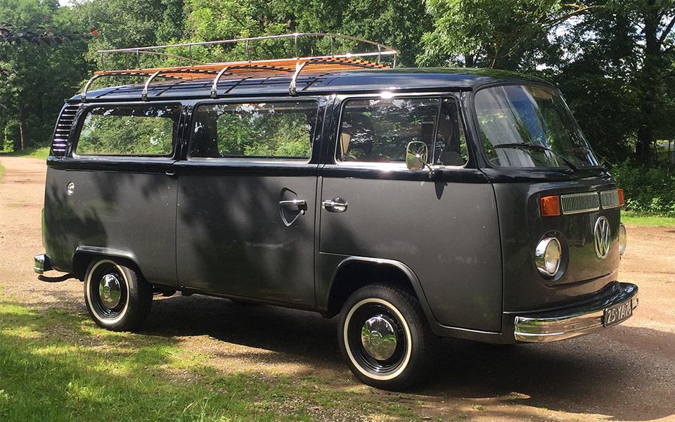 Nostalgische Volkswagen bus